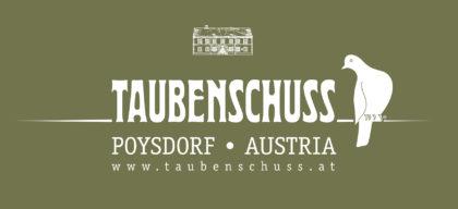 Weingut Taubenschuss Poysdorf Austria Logo (color)